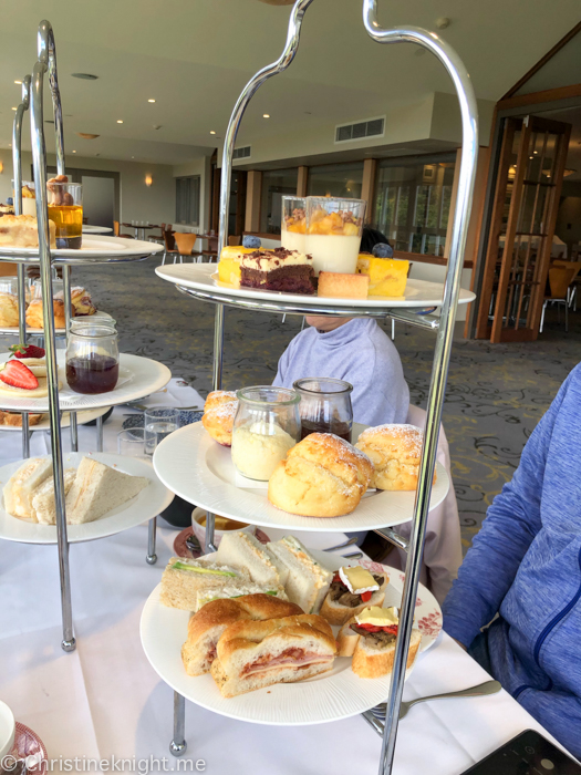 Fairmont Resport & Spa High Tea