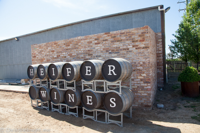 Orange Heifer Wines