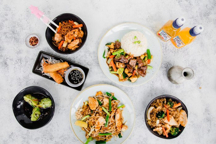 P'Nut Street Noodles: Authentic Thai Food in Sydney