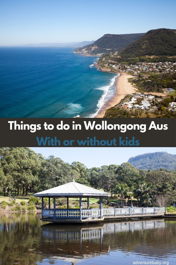 Things to do in Wollongong with or without kids