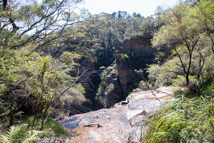 Blue Mountains Wentworth Falls