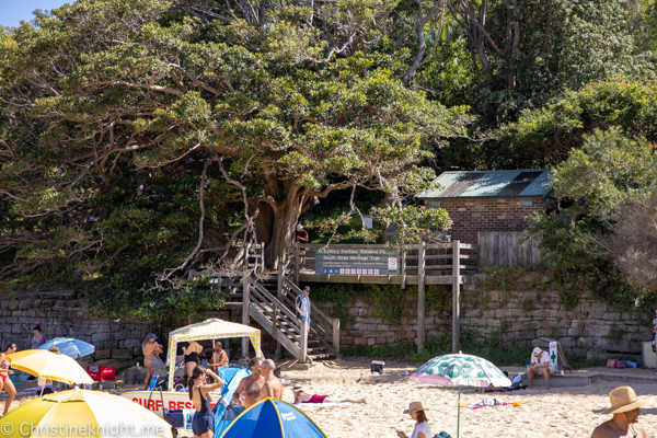 Camp Cove Beach