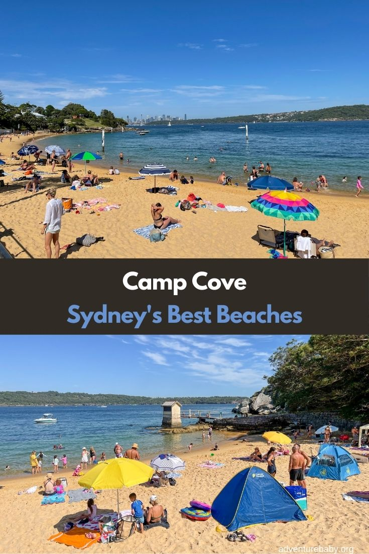 Camp Cove Beach