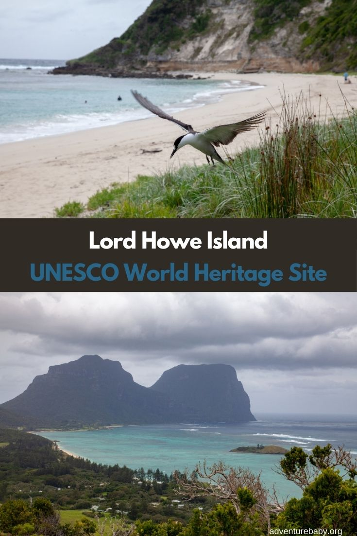 Lorde Howe Island Holiday