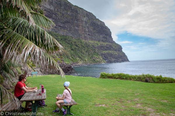 Lord Howe Island Holiday