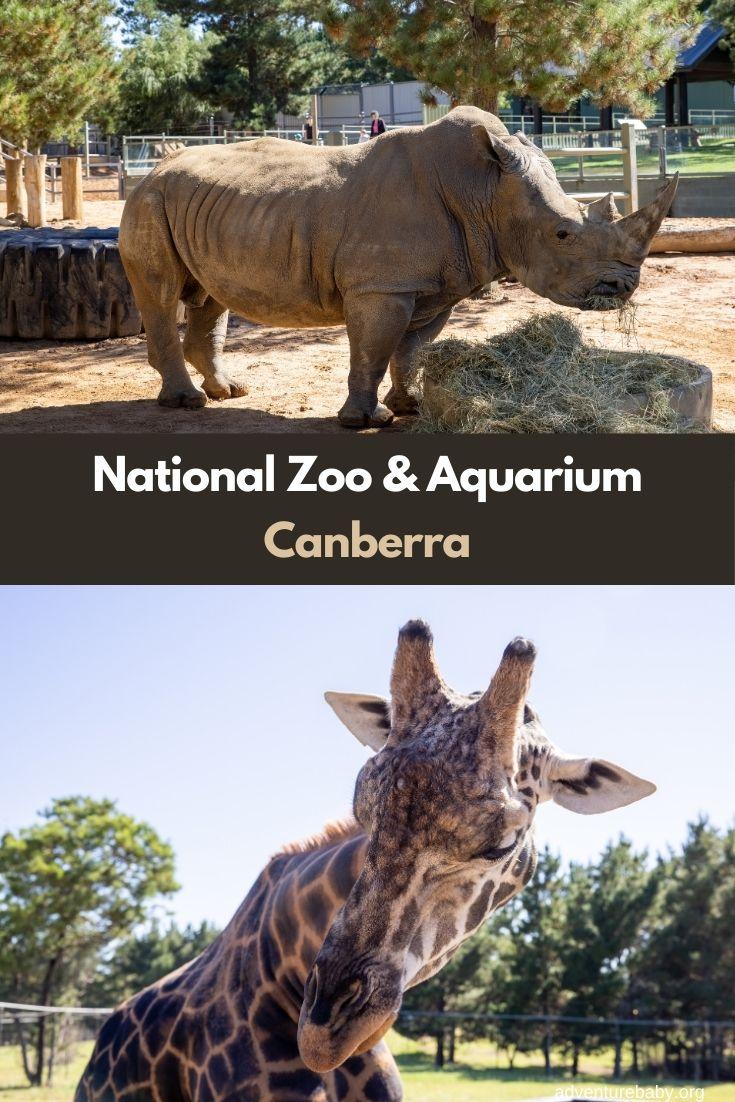 Canberra National Zoo & Aquarium