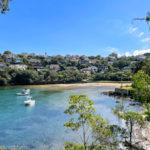 Sirius Cove Reserve and Beach Mosman