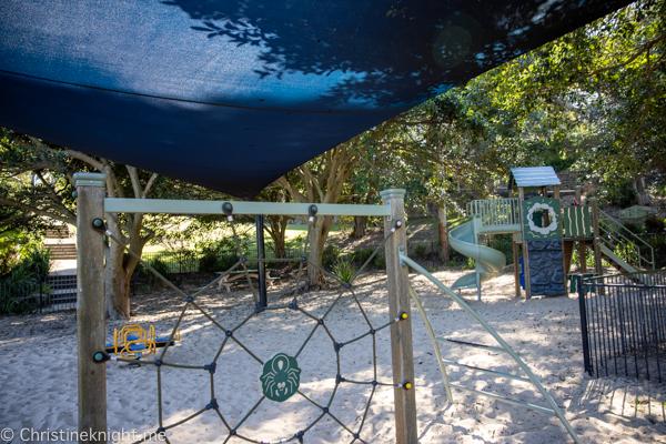 Sirius Cove Beach Mosman