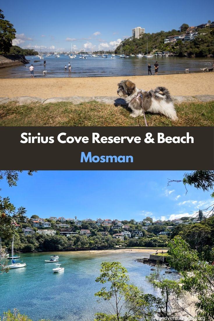Sirius Cove