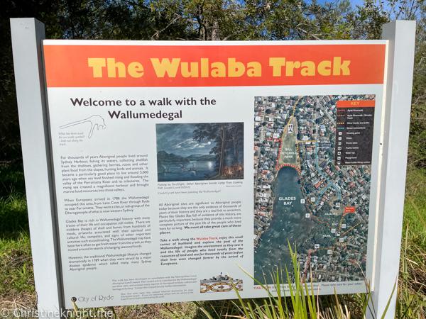 Wulaba Track Gladesville